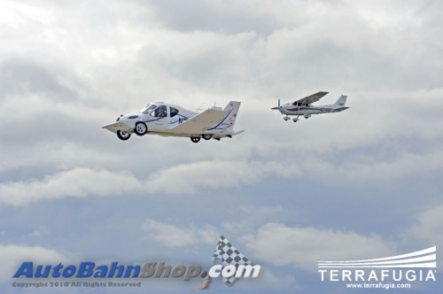 Terrafugia Flying Car Picture