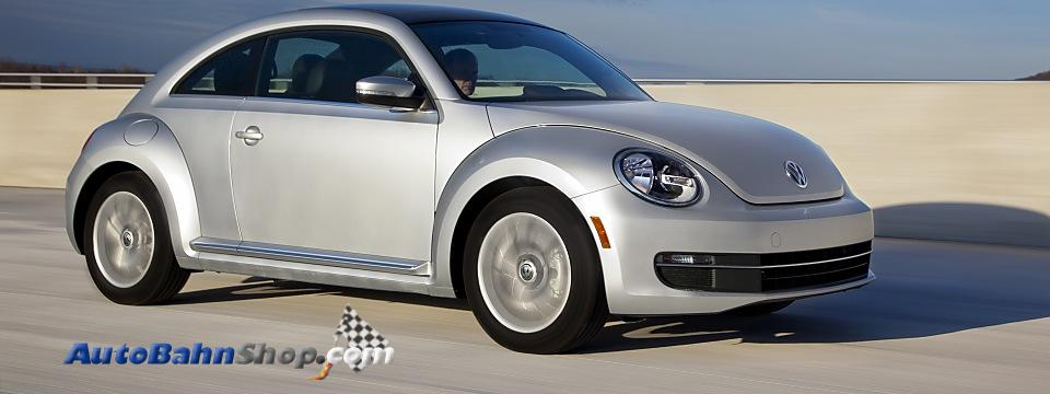 Volkswagen VW Beetle Turbo and Jetta GLI Get Power Increase