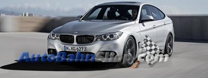 BMW 3 Series Gran Turismo Picture