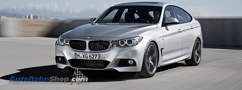BMW 3 Series Gran Turismo Picture