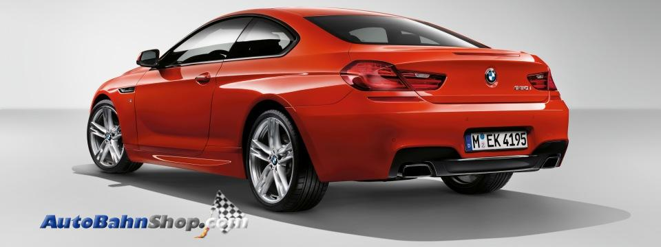 M Sport Edition BMW 6 Series Picture 2