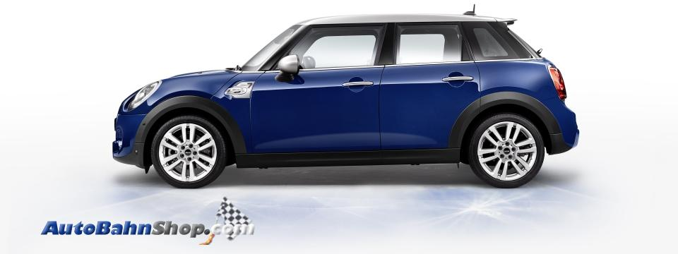BMW Announces the new MINI Seven